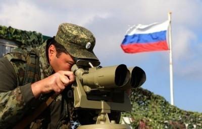 Россия внедрила в Крыму на границе с Украиной дистанционный контроль