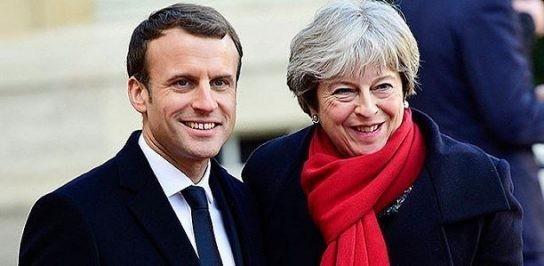 Франция и Великобритания объединяются в новую «Антанту» против России