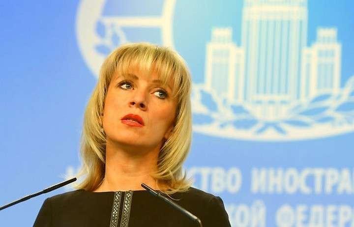 Мария Захарова. В Госдепе разразилась эпидемия идиотизма