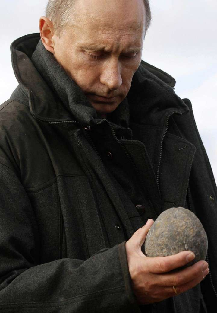 Взгляд Путина