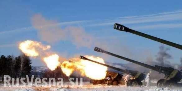 США готовят операцию карателей ВСУ – сводка с фронтов ДНР и ЛНР | Русская весна