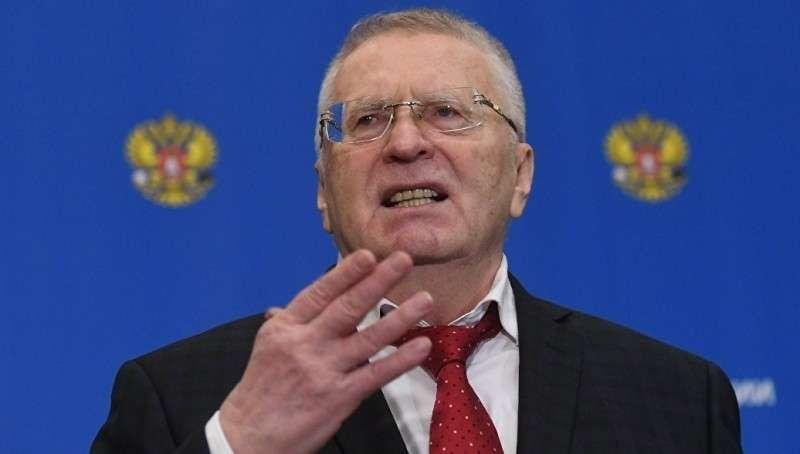 Жириновский требует отменить регистрацию Грудинина на выборах