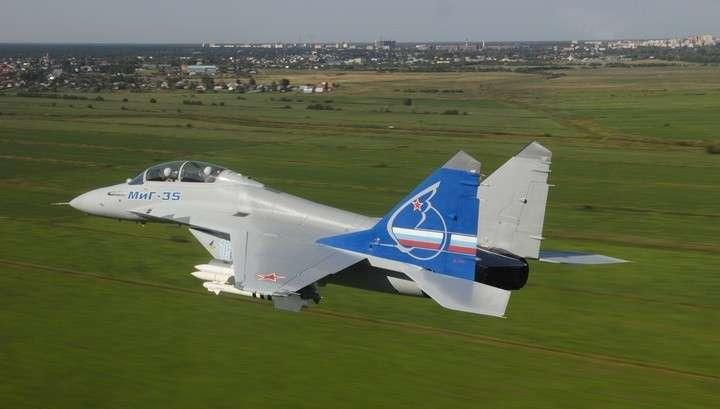 Новейший истребитель МиГ-35 закончил заводские испытания