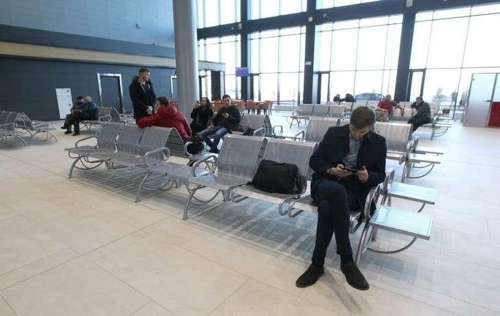В Саранске открыли новый аэропорт и он уже принял первый регулярный рейс