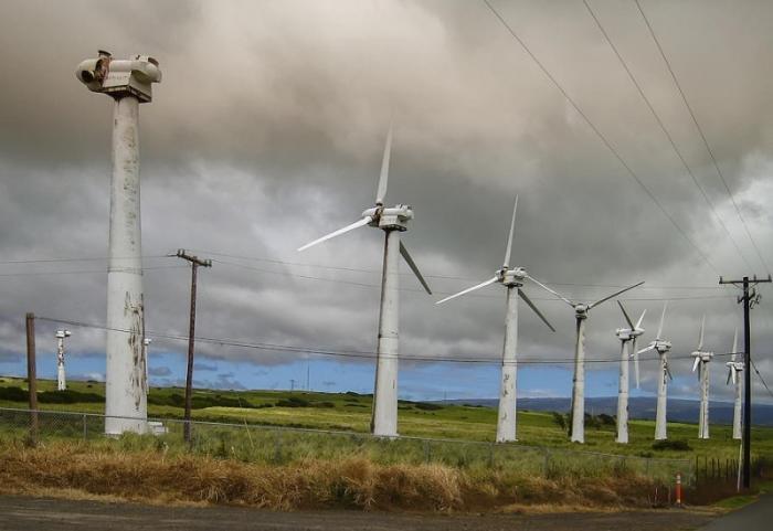 Цена электроэнергии из новых ветряков Британии превышает рыночную в скромные 2-3.5 разика