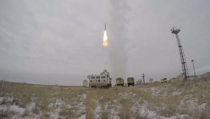 В России успешно испытали арктический ЗРК «Тор-М2ДТ»