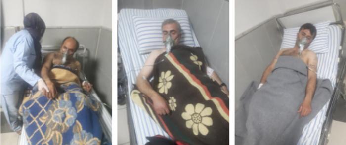Турецкие войска, вторгшиеся на территорию Сирии, провели газовую атаку против курдов