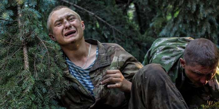 Украинские каратели: ещё неделя - и нам хана