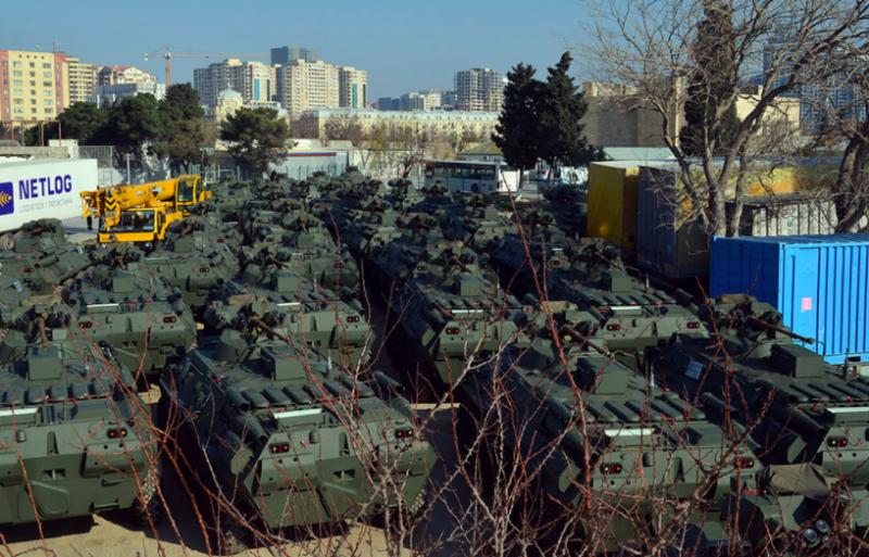 Госдеп США пригрозил Азербайджану санкциями за военно-технические контракты с Россией