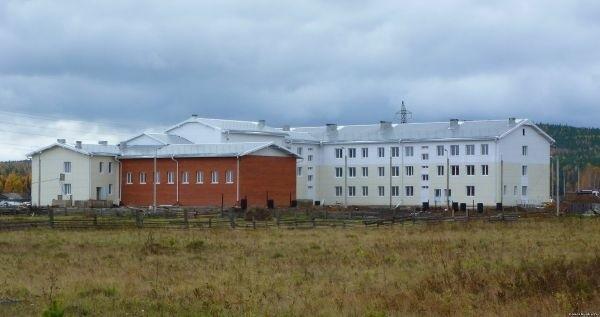 ВИркутской области состоялась церемония открытия новой школы на 350 мест