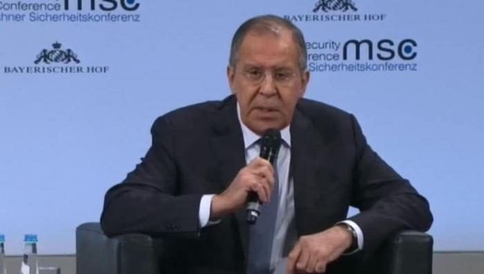Сергей Лавров назвал трепотней доклад США о вмешательстве России в выборы США