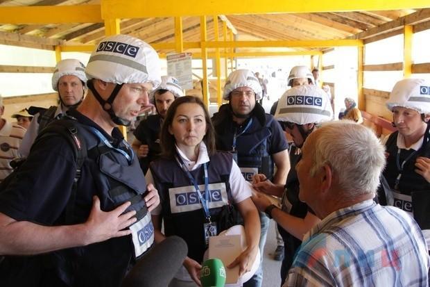 Украина грубо нарушает Минск-2 – это признала даже Мониторинговая миссия ОБСЕ
