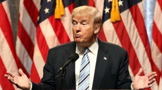 Дональд Трамп: «Поумней, Америка! Русские надрывают животы от смеха над США»
