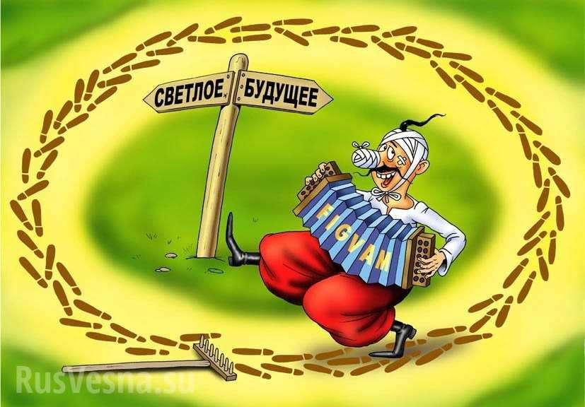 Украинские националисты и афганские талибы – круг замкнулся