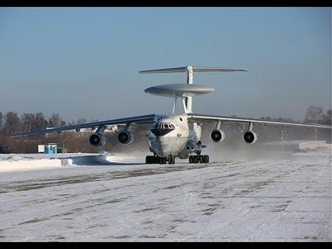 Самолёты А-50У отработали наведение перехватчиков МиГ-31 навоздушные цели