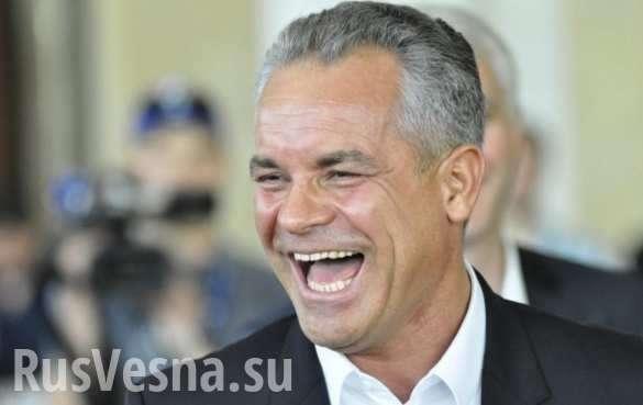 Молдавия: сутенёр инаркобарон у власти в стране
