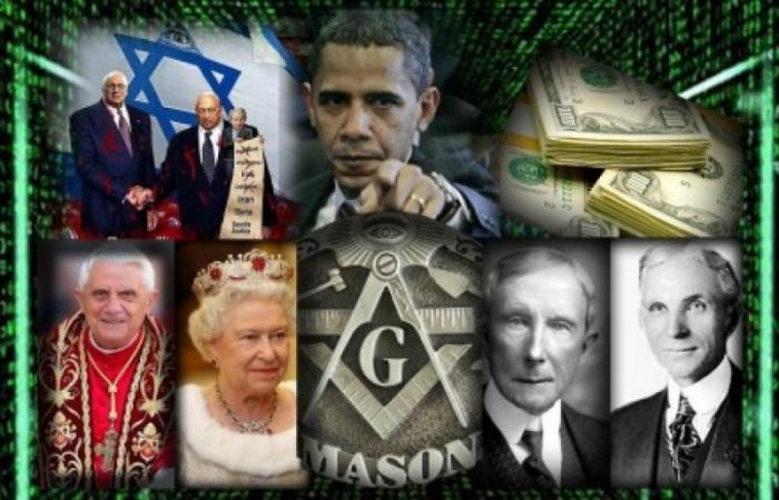 Мировое правительство против России. Кто и как разрушает наше общество