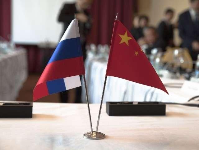 КНР и Россия
