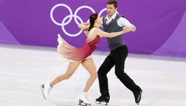 Олимпиада: фигуристы России пятые в произвольной программе