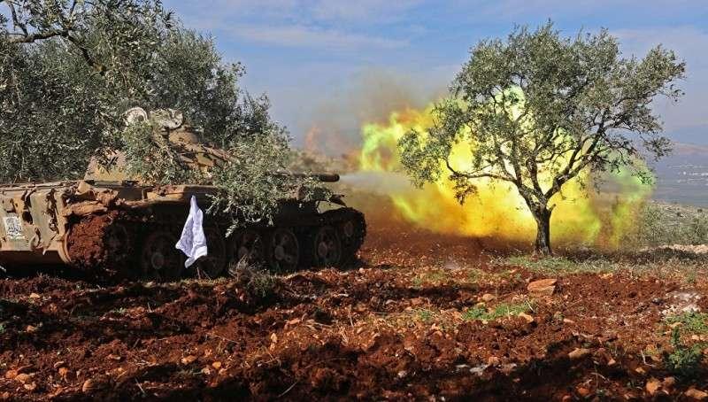 Рэджеп Эрдоган пообещал окружить сирийский Африн в «ближайшие дни»
