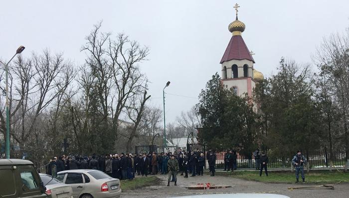 Теракт в Кизляре. Настоятель рассказал о прихожанке, отвлекшей убийцу на себя