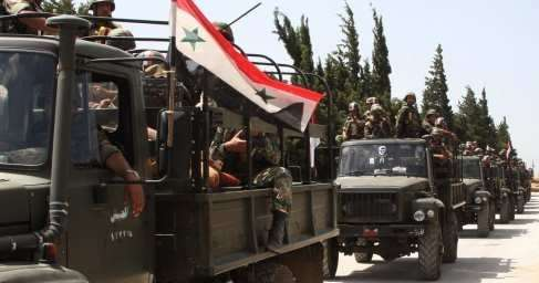 Сирия: войска Асада вошли в Африн и попали под огонь армии Турции