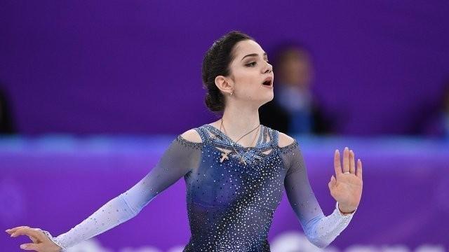 Фигуристка Медведева обновила собственный рекорд в короткой программе