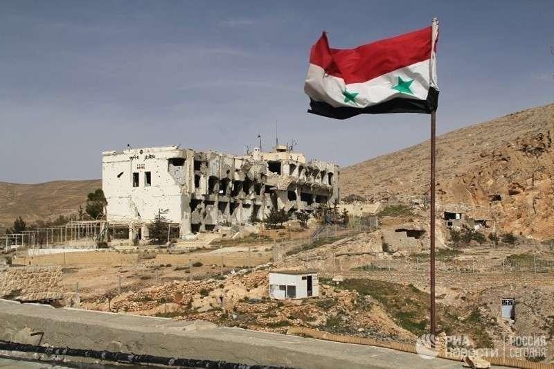 Сирия: наёмники США обстреляли российский Центр по примирению