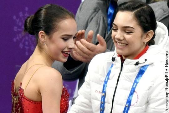 Фигуристки России прокомментировали двойной мировой рекорд на Олимпиаде!