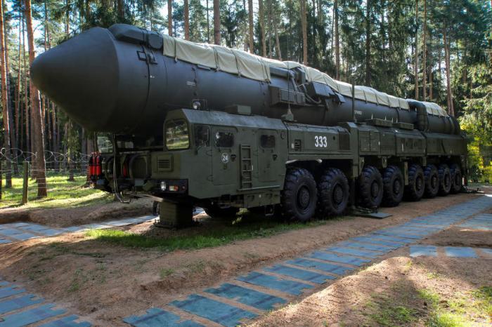 России есть чем ответить американской системе быстрого глобального удара