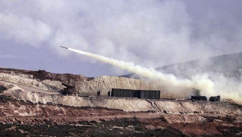 Эрдоган воюет с курдами за единую Сирию под управлением Башара Асада
