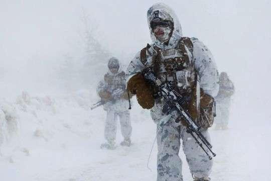 Морпехи США начали «адскую» подготовку к русской зиме
