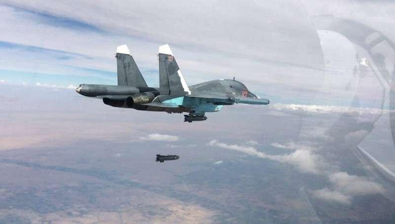 На что способна новая российская авиабомба. Ударная «Дрель»