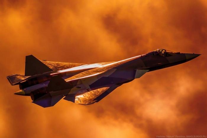 Су-57 в сирийском Хмеймиме: задачи и политические последствия