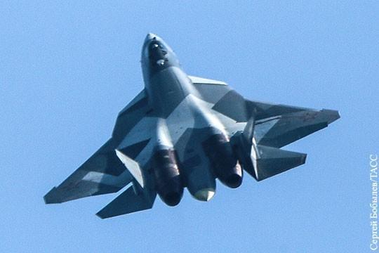 Сирия: переброска Су-57 в Хмеймим несет в себе значительный риск