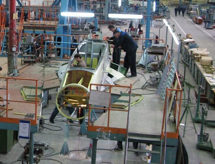 Нижегородский завод «Сокол» готов к серийному производству истребителей МиГ-35