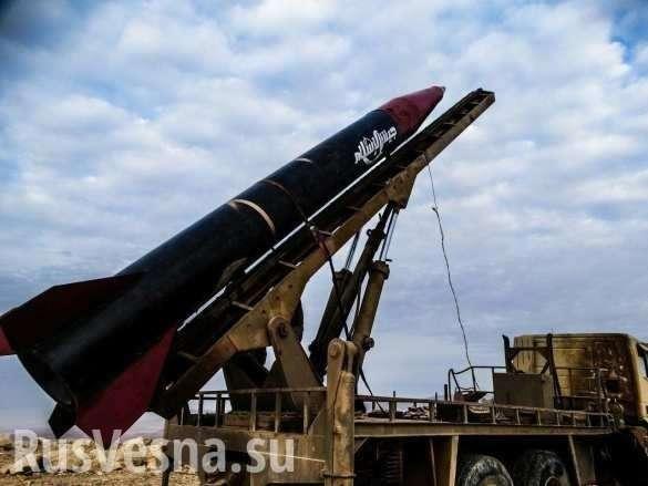 Дамаск атакован тактической ракетой: мощнейший взрыв, большие разрушения | Русская весна