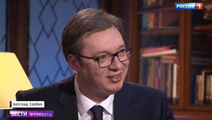 Александр Вучич: Сербия и Россия всегда будут вместе