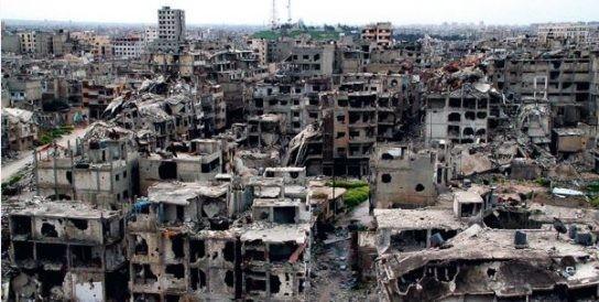 В Сирии американские наёмники начали информационную войну за Восточную Гуту
