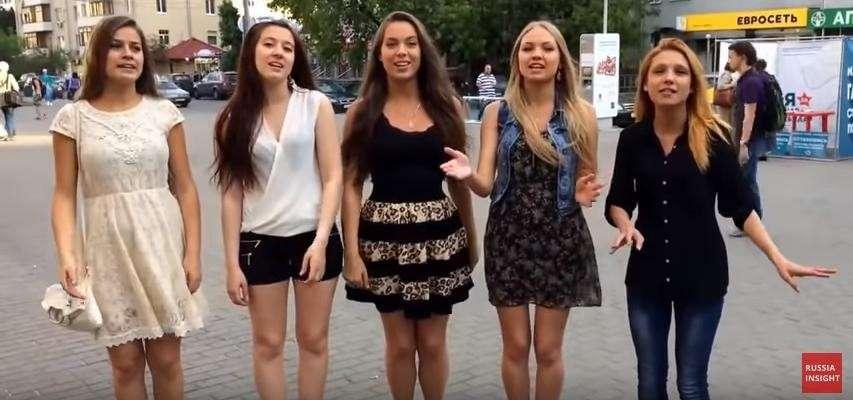 Видео с «Самой красивой русской песней» покорило Запад