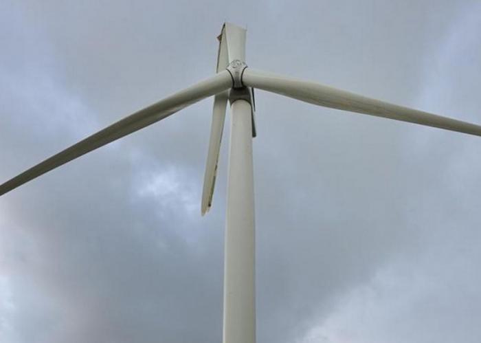 Всего 5 лет работы и сотни ветрогенераторов уже нуждаются в ремонте