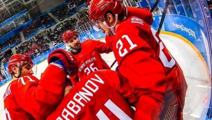 Олимпийскими чемпионами по хоккею стали русская ледовая дружина