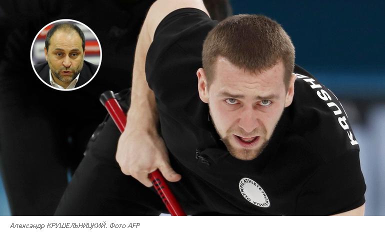 МОК знал о допинг-тестах Крушельницкого, но дал выступить, чтобы с позором отобрать медаль