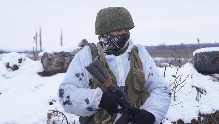 ЛНР: к карателям ВСУ прибыл эшелон с вооружением и боеприпасами