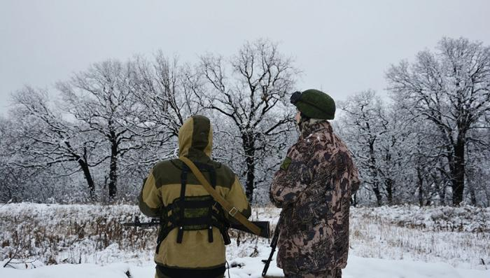 ЛНР: ликвидированы диверсанты карателей ВСУ на линии соприкосновения