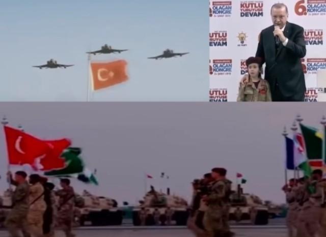 Эрдоган объявил мобилизацию резервистов и открыто выступил с угрозами в адрес США