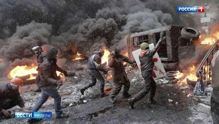 Киевская хунта устраняют тех, кто помог ей захватить власть