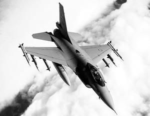 Евреи объяснили, почему «допотопная» сирийская ПВО сбила «суперсовременный» F-16