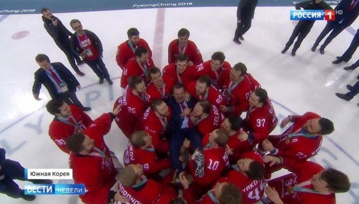 Русские победы на Олимпиаде: 2 золотых медали, 6 серебряных и 9 бронзовых