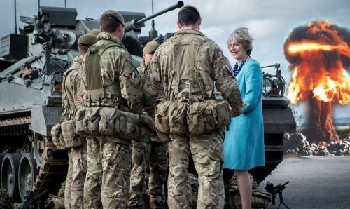 Британия готовится к войне с Россией, Китаем и Северной Кореей – официально